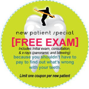 New Patient Special at Shamblott Family Dentistry - Hopkins, MN