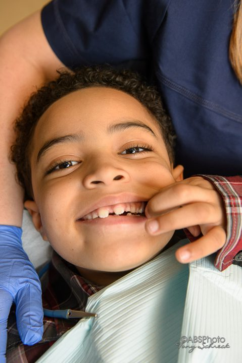 smiling child dental patient 2