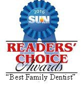 Readers' Choice Best Dentist 2016